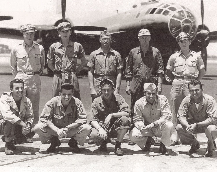 Official USAAF Photo Courtesy A K Funderburg - All Rights Reserved
