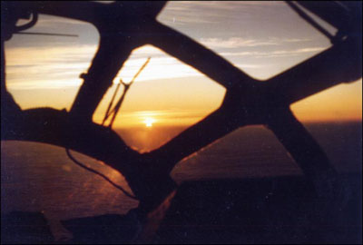 image of sunrise
